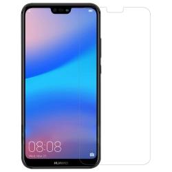 2x Huawei P20 Lite Glas Skärmskydd - Härdat Glas Transparent