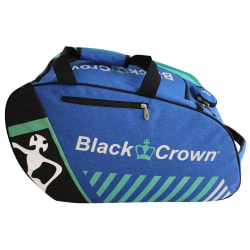 Black Crown, Padelväska - Work - Blå multifärg