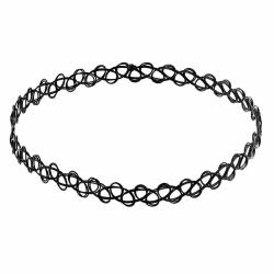 Choker Necklace / Halsband - One Size Svart