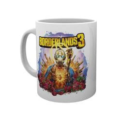 Borderlands 3, Mugg - Key Art multifärg