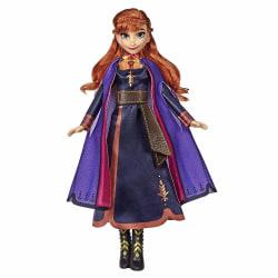 Disney, Frozen 2 / Frost 2 - Sjungande Anna multifärg