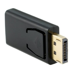 Displayport till HDMI Adapter Svart