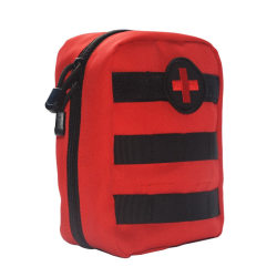 Första Hjälpen Väska - Röd Röd