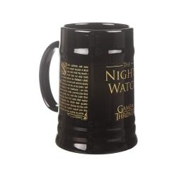 Game of Thrones, Ölsejdel - Night's Watch Svart