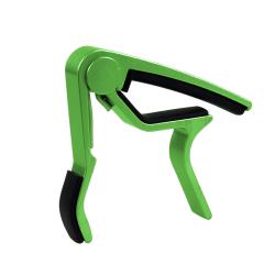 Gitarr Capo / Barreklämma - Grön Grön