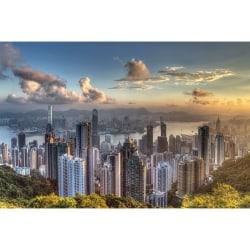 Hong Kong, Maxi Poster - Victoria Peak multifärg