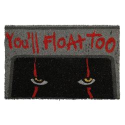 It, Dörrmatta - You will float too multifärg