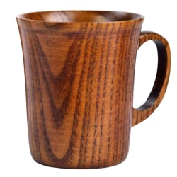 Kaffemugg av Jujubeträ - 30 cl Brun