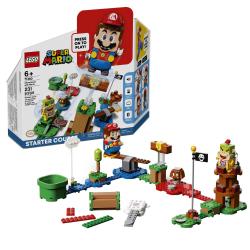 LEGO Super Mario - Äventyr Med Mario Startbana multifärg