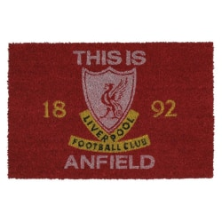 Liverpool FC, Dörrmatta - This Is Anfield Röd