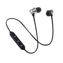 M10 Sport, Trådlöst In-Ear Headset - Silver Silver