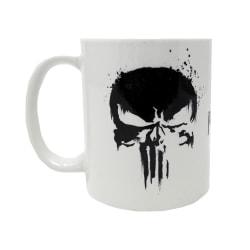 Marvel, Mugg - The Punisher Skull Vit