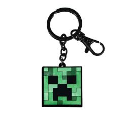 Nyckelring, Minecraft - Creeper multifärg