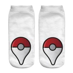 Pokémon, Strumpor - Pokémon Go Pin multifärg one size
