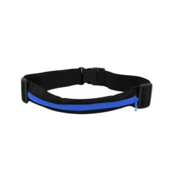 Sportbälte / Midjeväska - Blå Blå one size