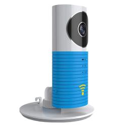Trådlös Babykamera / Övervakningskamera - Nattseende - Ljusblå Blå