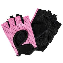 Träningshandskar - Rosa Pink S