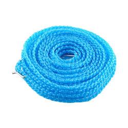 Tvättlina i Nylon, 10 meter - Blå Blå