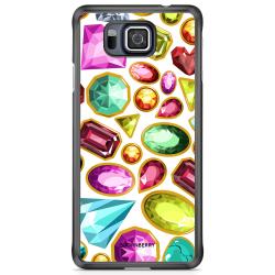 Bjornberry Skal Samsung Galaxy Alpha - Diamanter