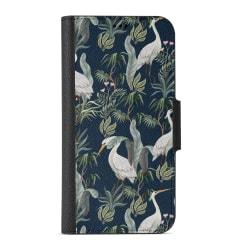 Naive iPhone 12 Mini Plånboksfodral  - Royal Bird