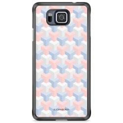 Bjornberry Skal Samsung Galaxy Alpha - 3D Mönster