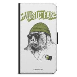Bjornberry Fodral Samsung Galaxy Note 20 - Music fan