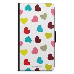Bjornberry Fodral Samsung Galaxy S3 Mini - Hjärtan
