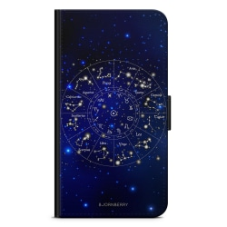 Bjornberry Plånboksfodral Huawei Honor 10 - Stjärnbilder