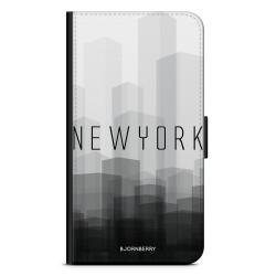 Bjornberry Plånboksfodral Huawei Honor 5X - NEW YORK