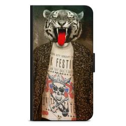 Bjornberry Plånboksfodral Huawei Honor 5X - Tiger