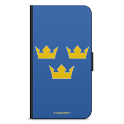 Bjornberry Plånboksfodral Huawei Honor 5X - Tre Kronor