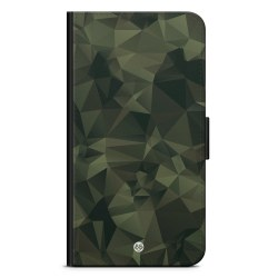 Bjornberry Plånboksfodral LG G4 - Abstrakt Kamo