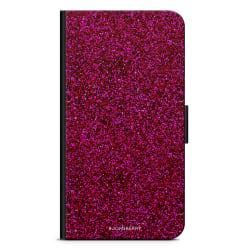Bjornberry Plånboksfodral Sony Xperia 5 - Magenta