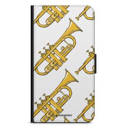 Bjornberry Plånboksfodral Sony Xperia X - Trumpeter