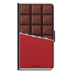 Bjornberry Plånboksfodral Sony Xperia XA2 - Choklad Kaka