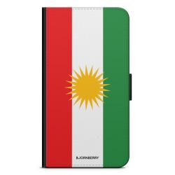 Bjornberry Plånboksfodral Sony Xperia Z5 - Kurdistan