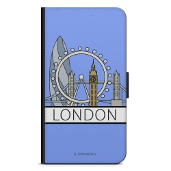 Bjornberry Plånboksfodral Sony Xperia Z5 - LONDON