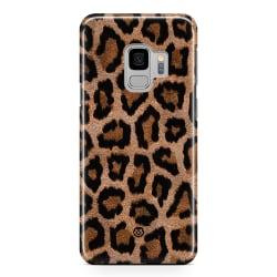 Bjornberry Samsung Galaxy S9 Premium Skal - Leopard