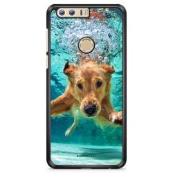 Bjornberry Skal Huawei Honor 8 - Dog Underwater