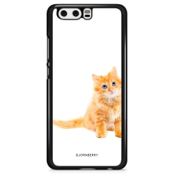 Bjornberry Skal Huawei P10 - Liten Brun Katt