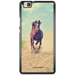 Bjornberry Skal Huawei P8 Lite - Häst