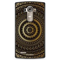 Bjornberry Skal LG G4 - Guld Mandala