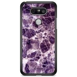 Bjornberry Skal LG G5 - Lila Marmor