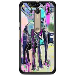 Bjornberry Skal Moto X Style - Abstrakt Elefant