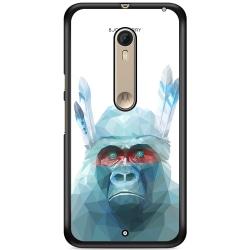 Bjornberry Skal Moto X Style - Färgglad Gorilla