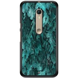 Bjornberry Skal Moto X Style - Grön Kristall