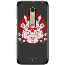 Bjornberry Skal Moto X Style - Samurai Döskalle