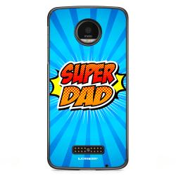 Bjornberry Skal Moto Z2 Play - Super Dad