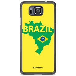 Bjornberry Skal Samsung Galaxy Alpha - Brazil