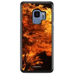 Bjornberry Skal Samsung Galaxy S9 - Eld